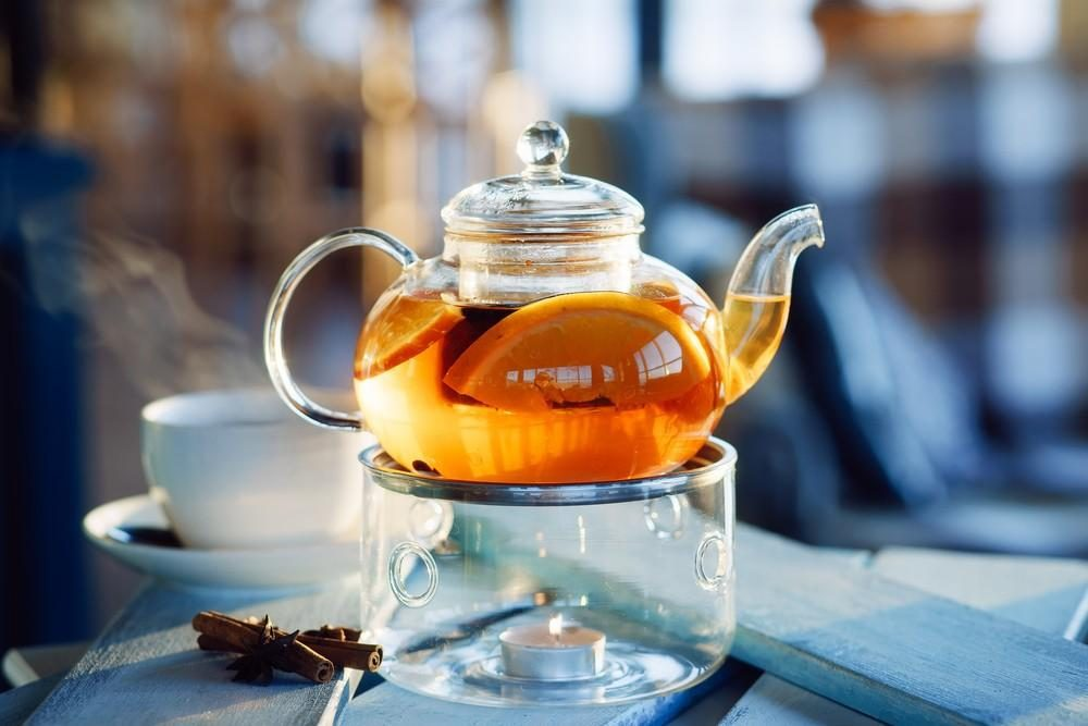 Spiced Citrus Tea