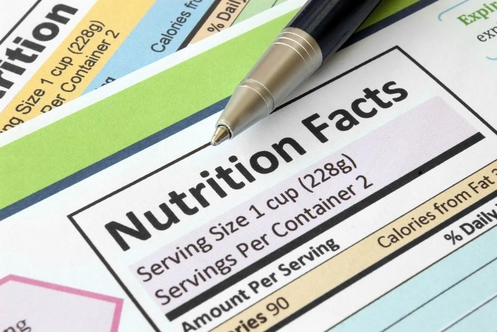 Serving Sizes and Other Food Label Secrets