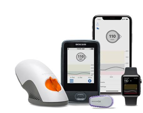 The new Dexcom G6® CGM is here. Make knowledge your superpower.