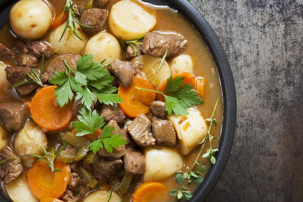 Lamb and Vegetable Stew