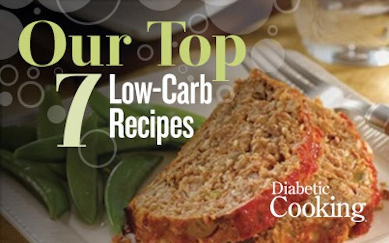 Our Top 7 Low Carb Recipes For Diabetes Diabetes Self