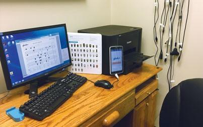 Creating a Diabetes Technology Kiosk in the Clinic