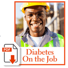 Diabetes on the Job