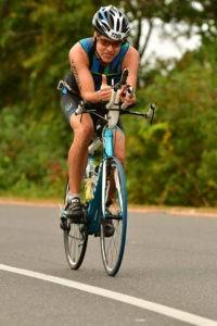 Fit4D CEO and triathlete David Weingard