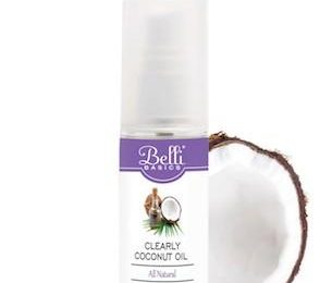 Product Review: BELLI® Clearly Coconut Oil