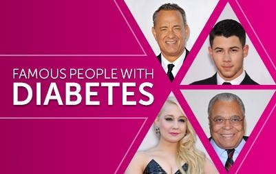 10 Celebrities With Diabetes