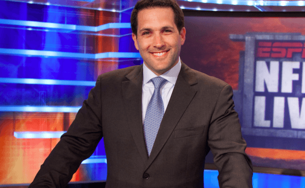 ESPN's Adam Schefter on His Wife and Type 1 Diabetes