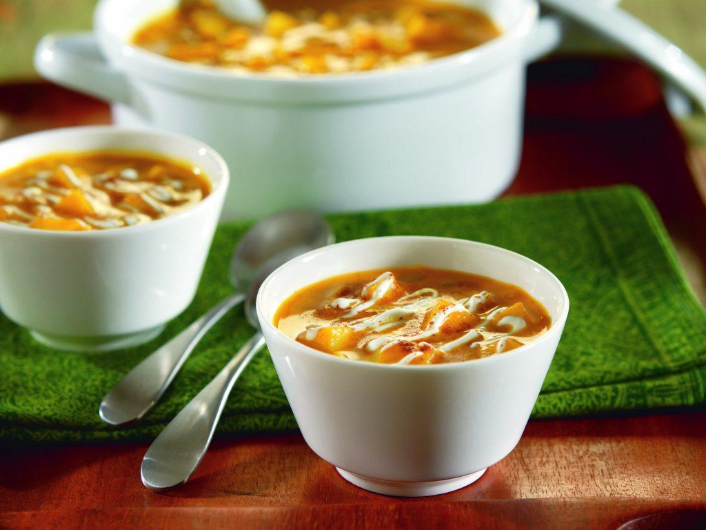 Easy-as-Pie Holiday Soup