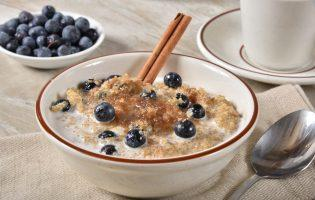 Hot Breakfast Cereal Nutrition