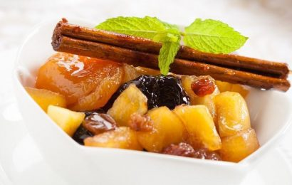 Fall Fruit Compote