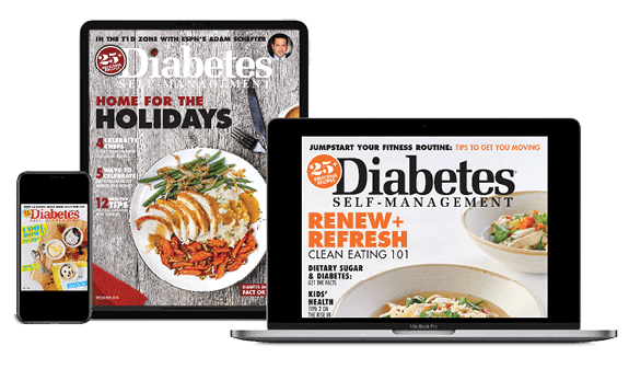 Subscribe to Diabetes Self-Magagement Digital Edition