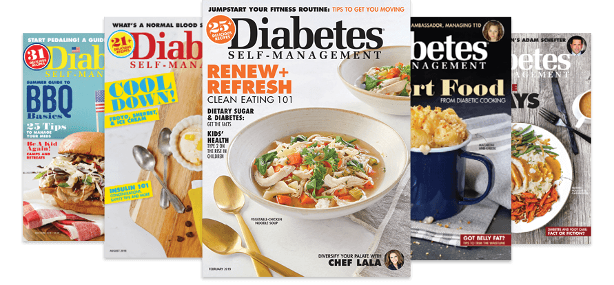 Subscribe to Diabetes Self-Magagement Digital Magazine