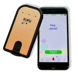 Pops! Blood Glucose Monitoring System Gets FDA Approval