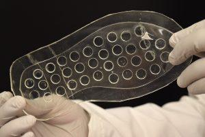 New Shoe Insole Designed to Help Diabetic Foot Ulcers
