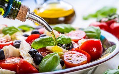 Five Reasons to Try the Mediterranean Diet