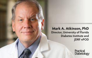 Researcher Spotlight: Mark Atkinson, PhD