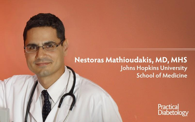 Researcher Spotlight: Nestoras Mathioudakis, MD, MHS