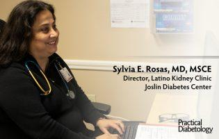 Researcher Spotlight: Sylvia E. Rosas, MD, MSCE