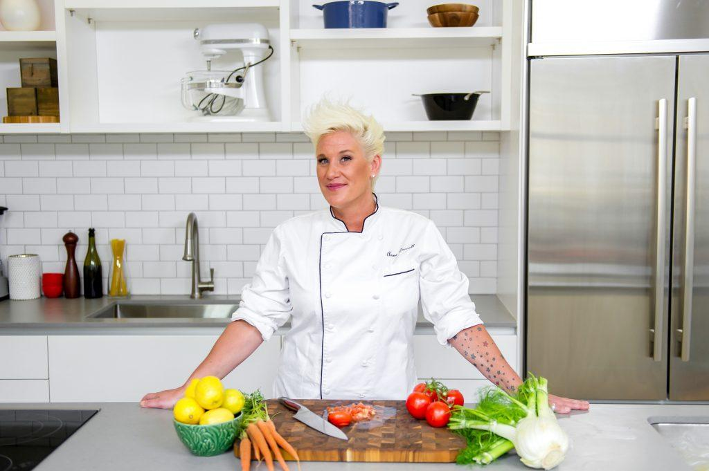 Chef Anne Burrell Type 1 Diabetes Advocacy