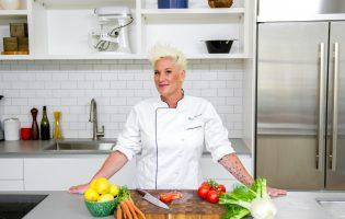 Chef Anne Burrell and Type 1 Diabetes Advocacy