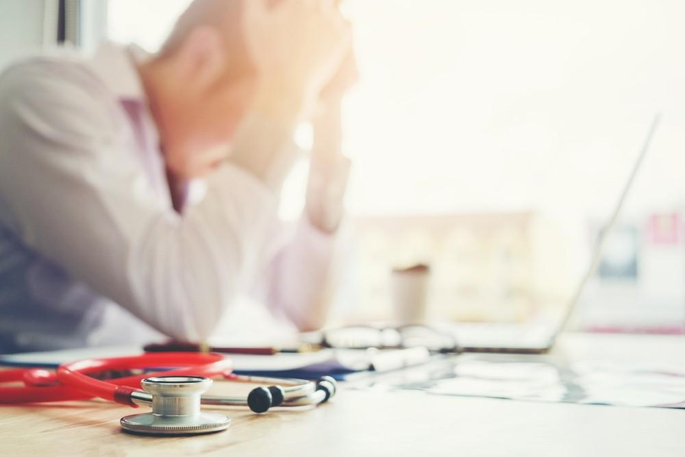 Physician Burnout: When the Pressure of the Job Gets to You