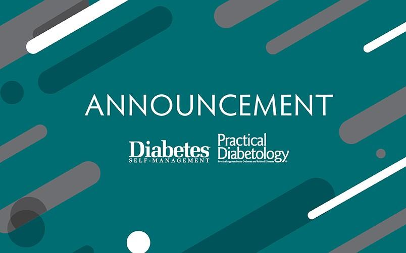 Diabetes Self-Management, Practical Diabetology Add Prominent Diabetes Advocates to Advisory Boards