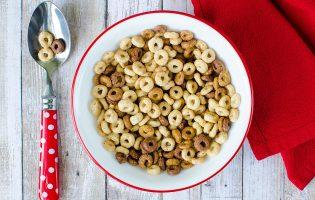 Cold Cereal Nutrition