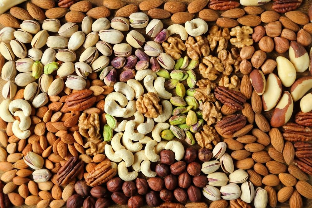 Nuts Improve Heart Health in Diabetes