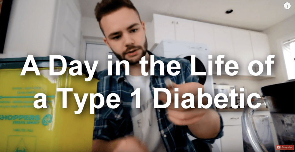 Video: 20-Year-Old Hockey Player Tackles Type 1 Diabetes