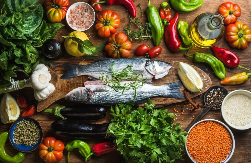 Dairy Free Mediterranean Diet Options