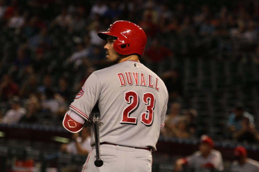 Adam Duvall: Athlete with type 1 diabetes