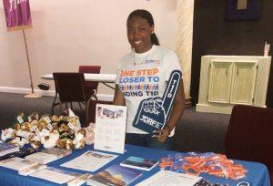 Positively Inspirational: 15-Year-Old JDRF Volunteer Offers Encouragement
