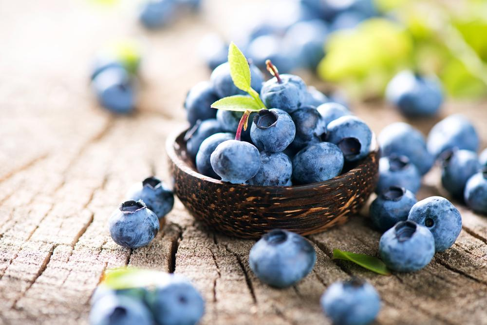 Eating Blueberries May Improve Heart Health