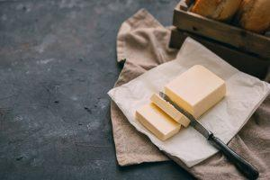 Margarine and Butter Nutrition Facts