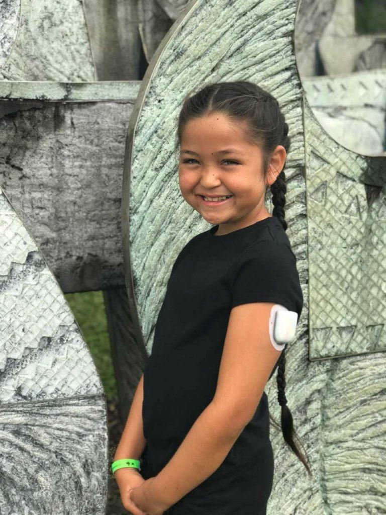 Positively Inspirational: Hawaiian 8-Year-Old Educates on Type 1 Diabetes