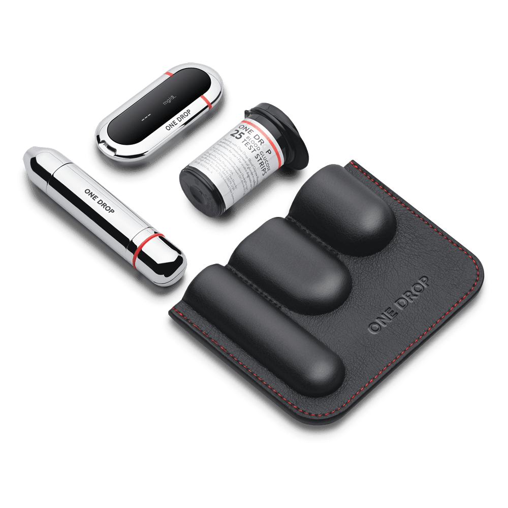Apple Store Now Selling OneDrop Blood Glucose Meter