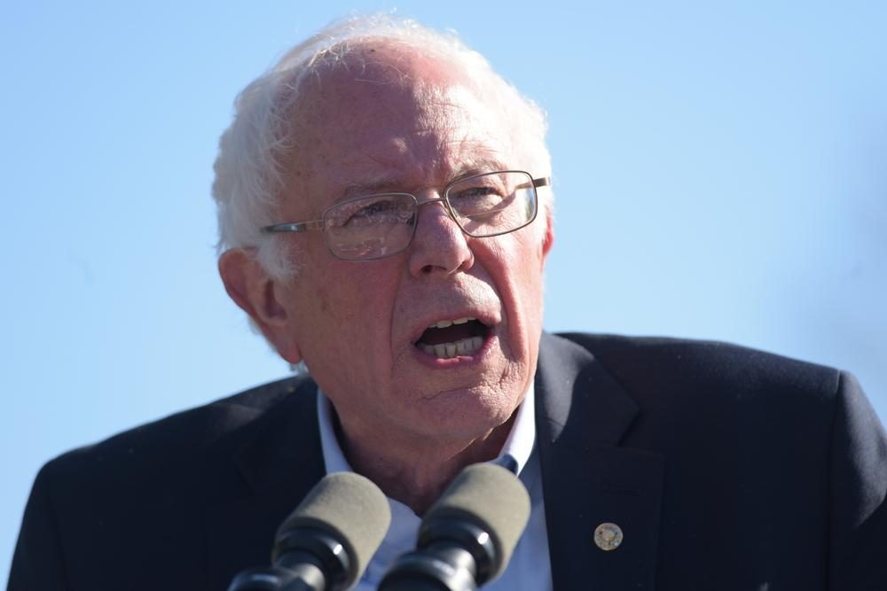 Bernie Sanders in Canada to Lead Insulin Caravan