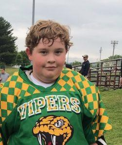 Emerson Shaffer, 11, West Virginia, was diagnosed with type 1 diabetes at 8 years old.