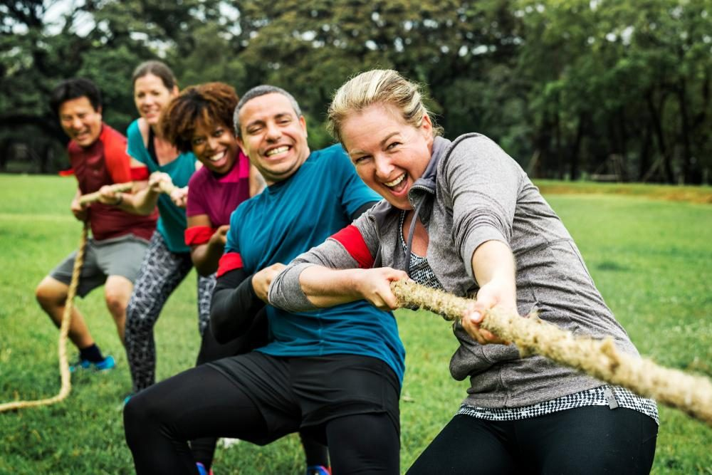 Seven Ways to Have Fun Exercising