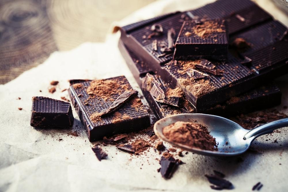 Dark Chocolate May Reduce Risk of Depression