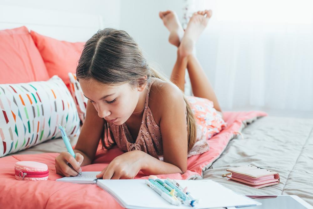 Type 1 Diabetes: Journaling Benefits Blood Glucose in Kids
