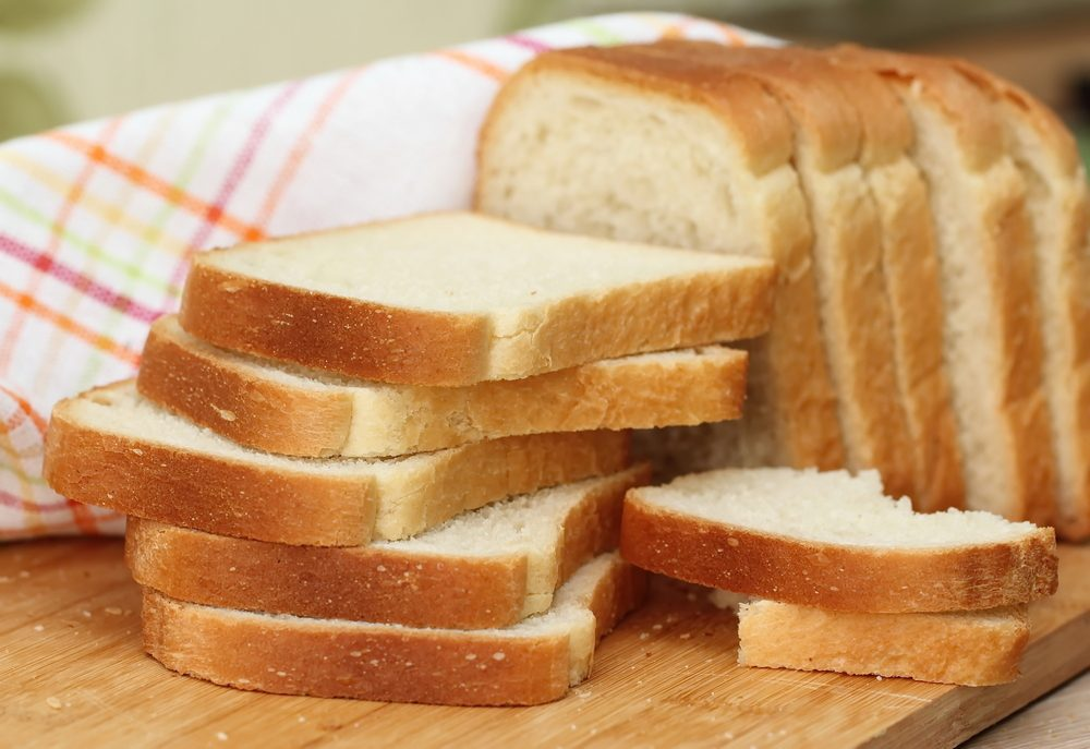 Pieces of bread -- Gluten Intake Linked to Type 1 Diabetes