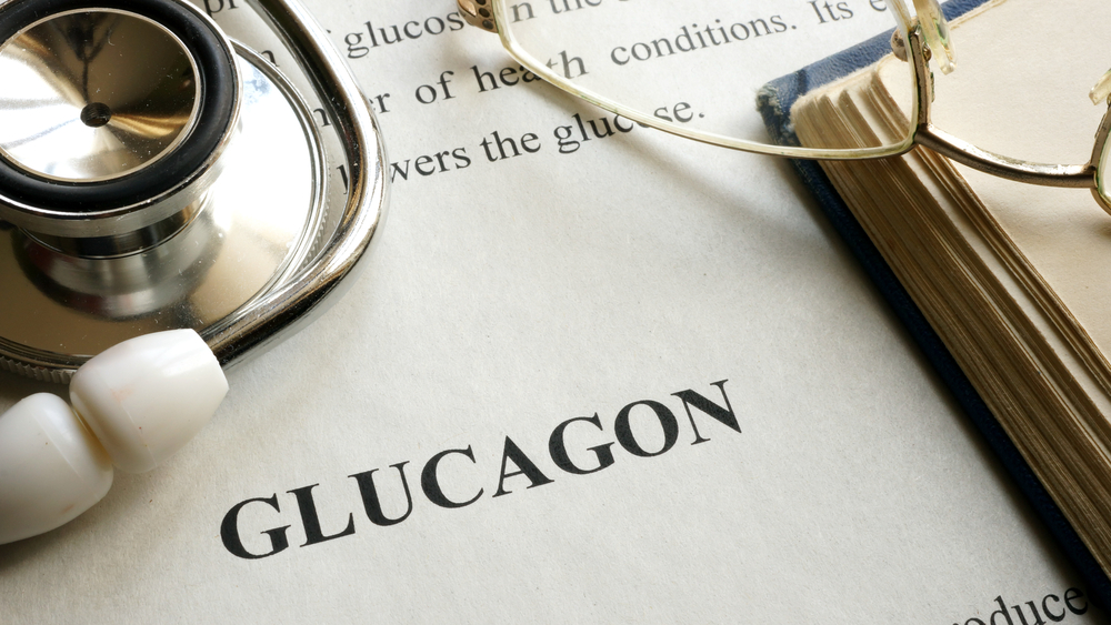 Document with word glucagon -- Severe Hypoglycemia Glucagon