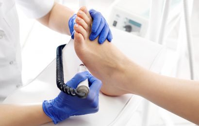 Type 1 Diabetes and Foot Health: Every Step Counts