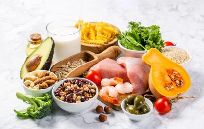 Eating Patterns and Type 1 Diabetes: DASH Diet