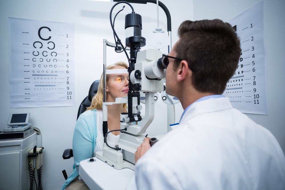 Eye doctor appointment -- Diabetic Retinopathy Expected to Increase Globally: Report