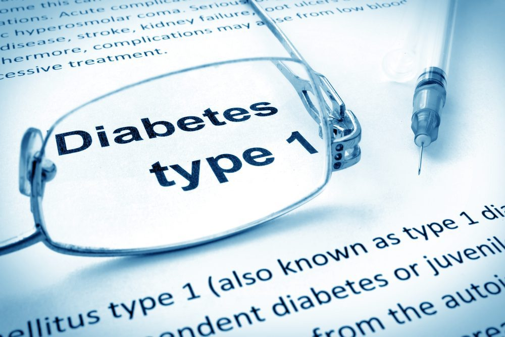 Glasses over words type 1 diabetes -- NIH Awards Grant to Develop At-Home Type 1 Diabetes Risk Testing