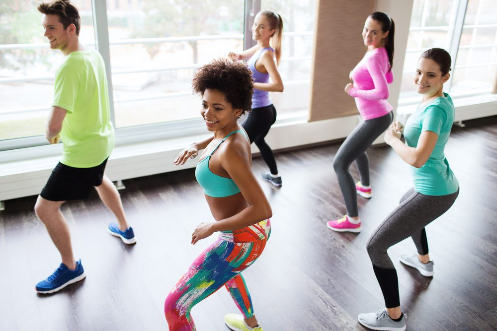 Happy people dancing -- Choosing the Right Fitness Program for You