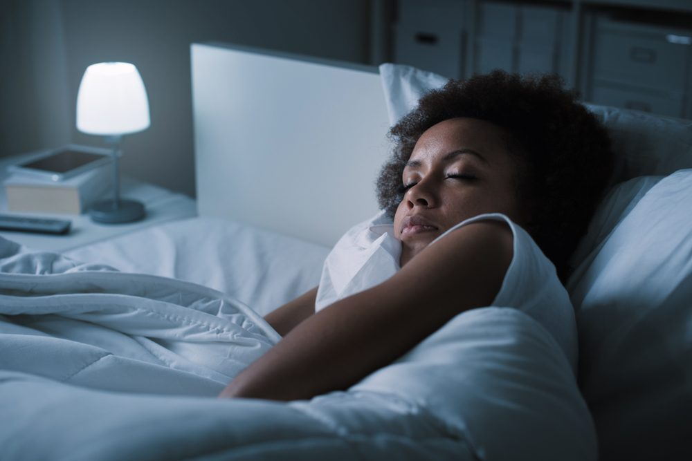 Young woman sleeping -- Can Sleep Affect Diabetes?: Study