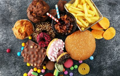 Selection of unhealthy foods -- Foods to Avoid With Diabetes